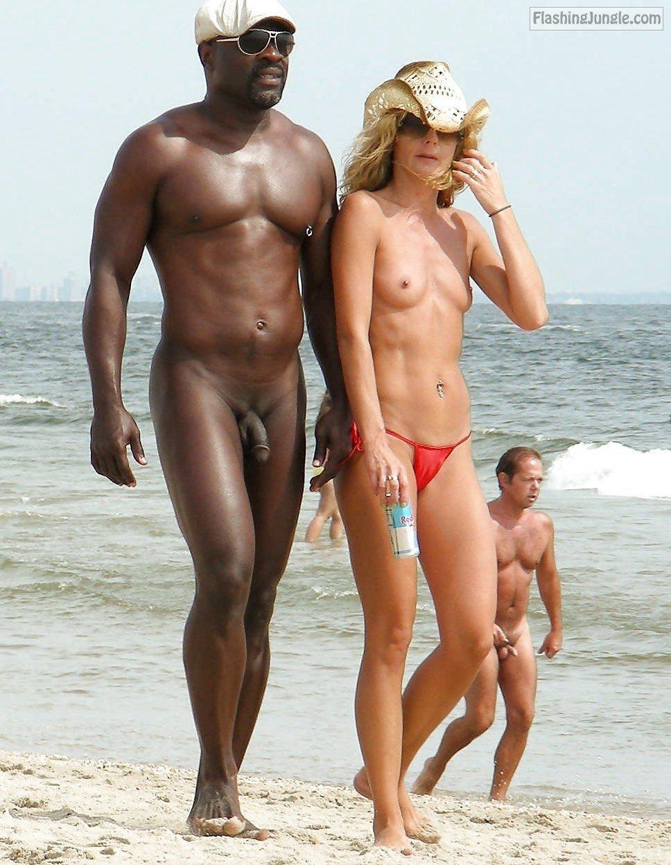 Black Guy Nude Beach