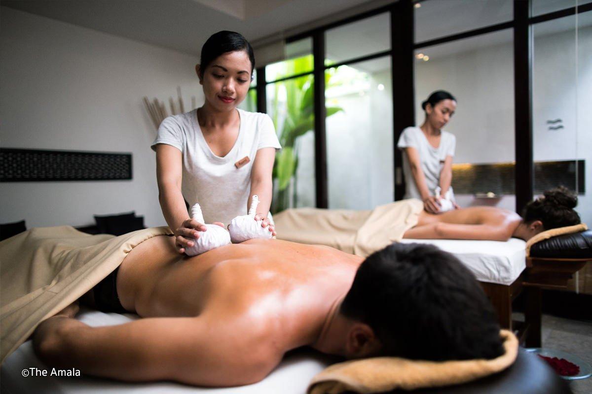 best of Massage erotic Bali boy