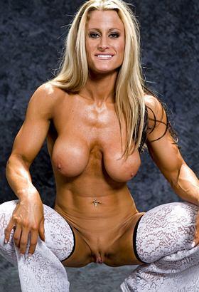 Crusher reccomend Boddy builder naked famale model