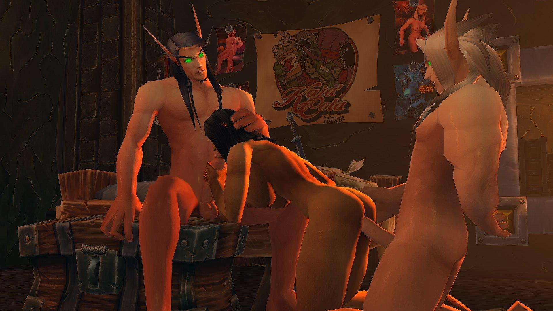 Jetson reccomend World of warcraft softcore nude
