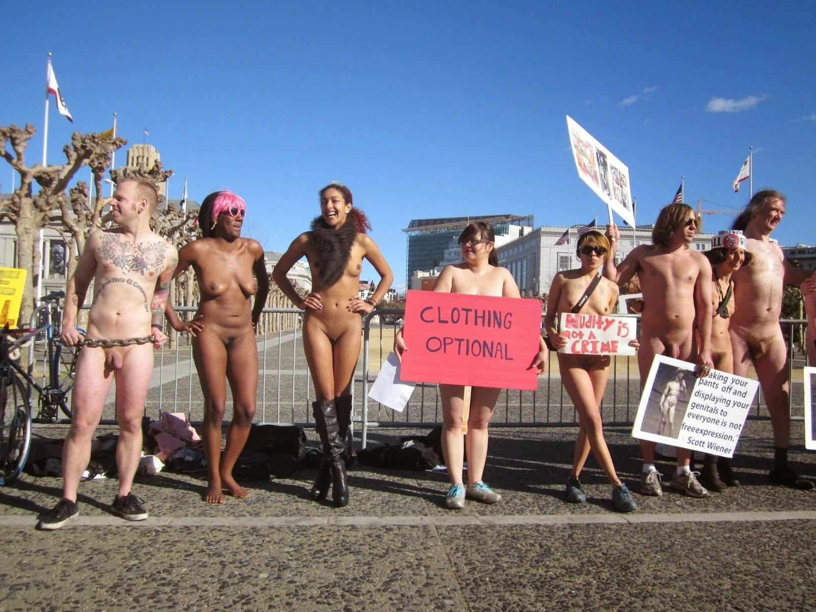 best of Nudist camps at Mormons