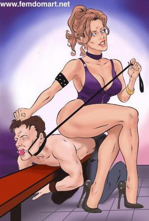 Think, that female domination stories online idea