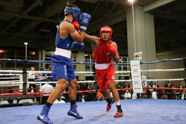 New brunswick amateur boxing weight division
