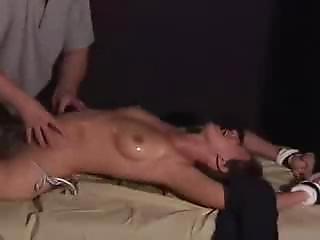 Hot C. reccomend Belly tickling bondage