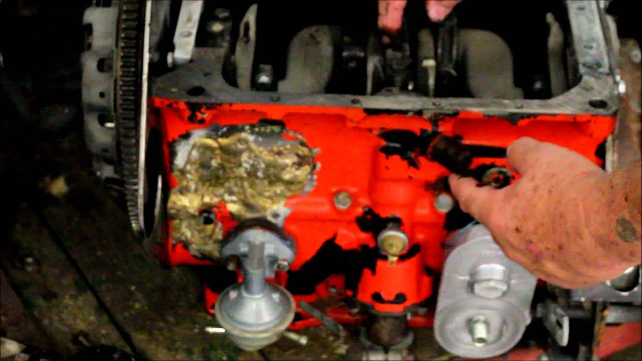 Midget gearbox rebuild video