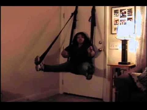 Girls on the adult sexual swings