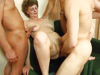 Tits and pussy of ara mina