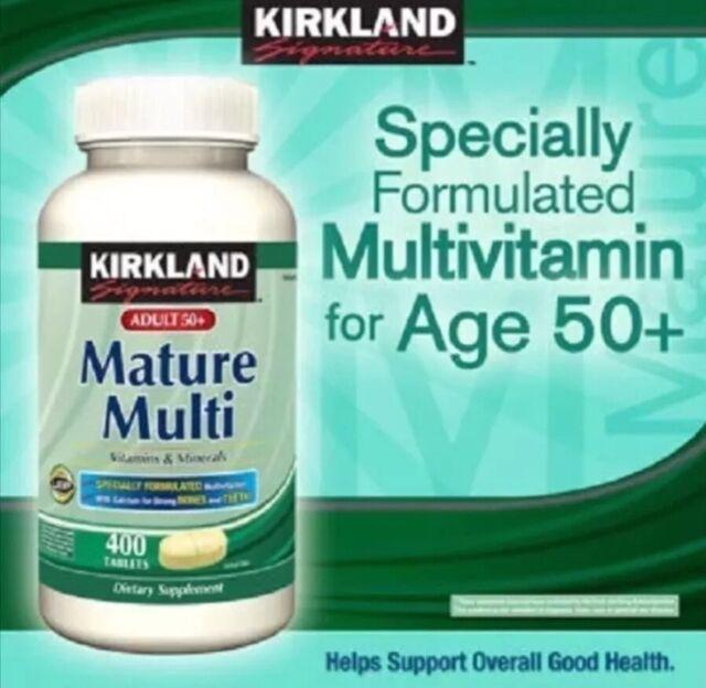 Signature vitamins kirkland