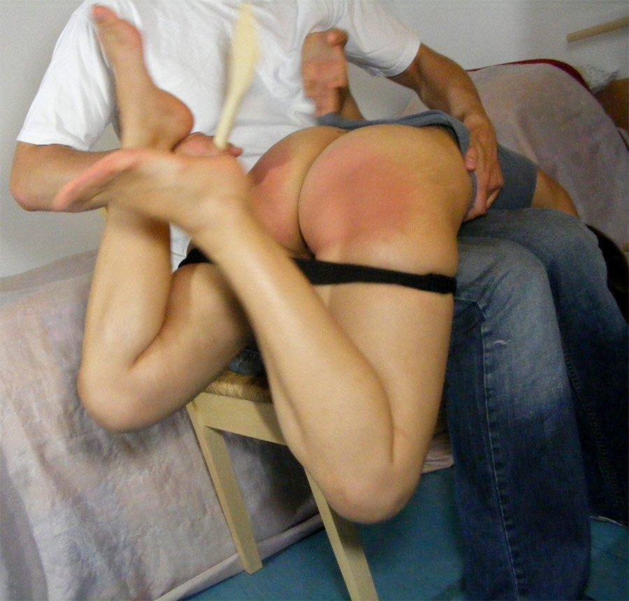 Spanking My Wife Hard