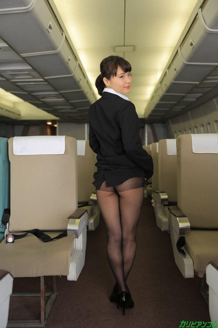 best of Movies pantyhose Flight attendant