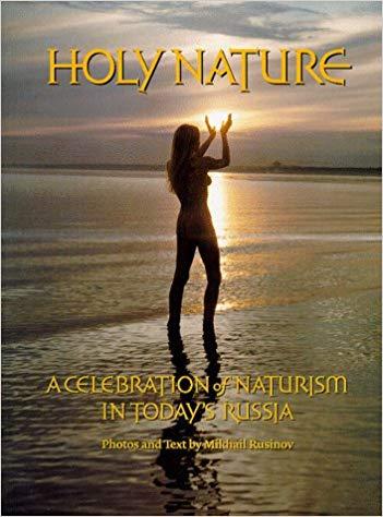Holy nature handjob