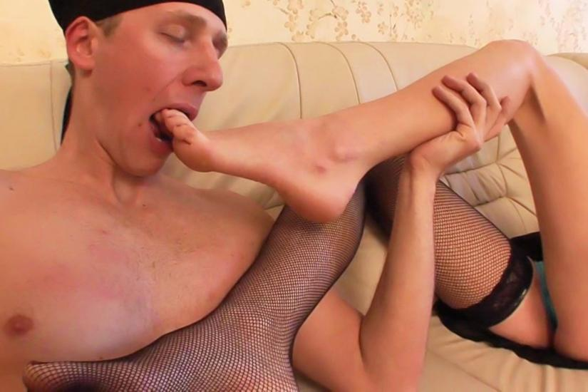 Extreme foot fetish movies
