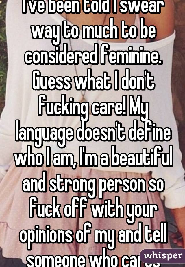 Vicious reccomend Define fuck off