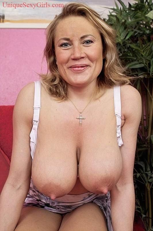 Big titted women topless