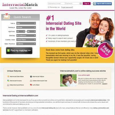 Shortcake reccomend Best interracial websites