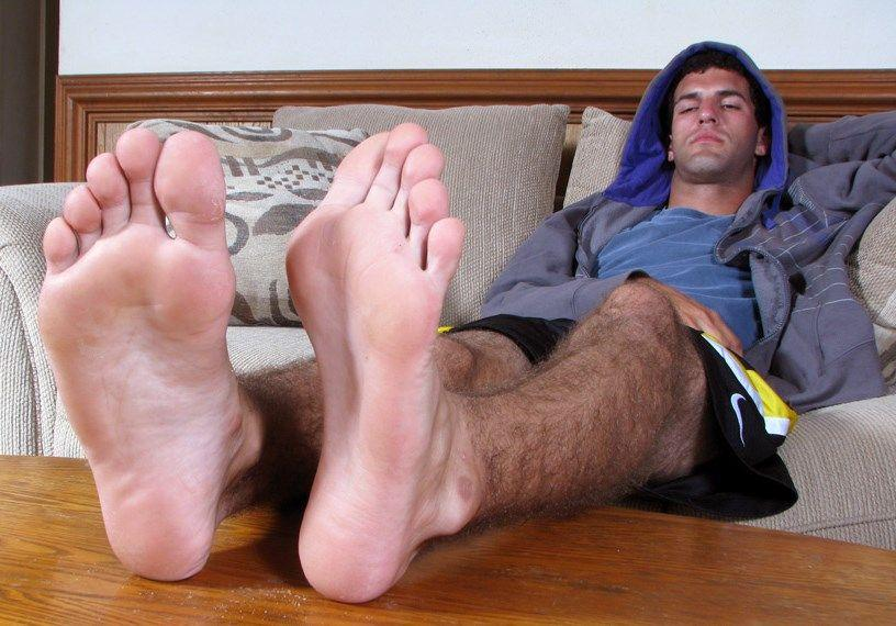 Reno reccomend Celebrities with male foot fetish