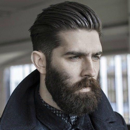 Sierra reccomend Facial hair styles for men