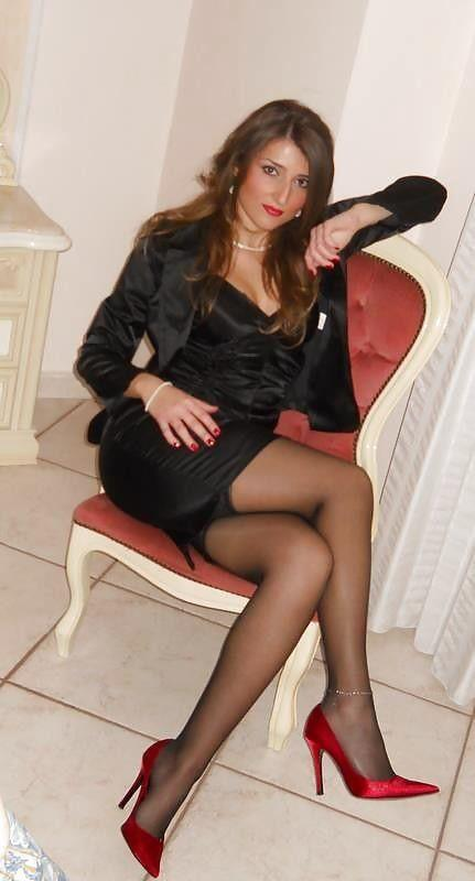 best of In pantyhose Transsexual