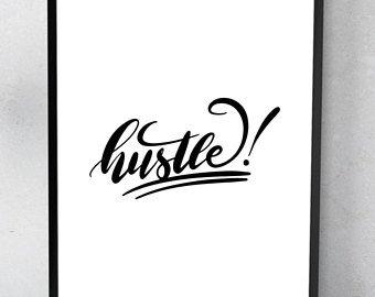 best of Subscription Hustler print