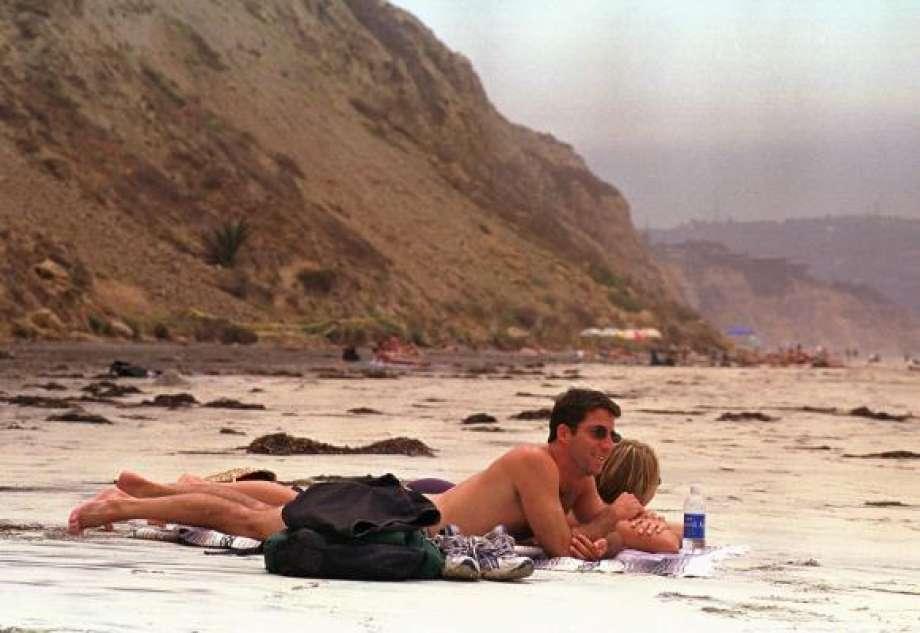 Houston nudist beaches