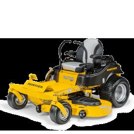 305d hustler mower