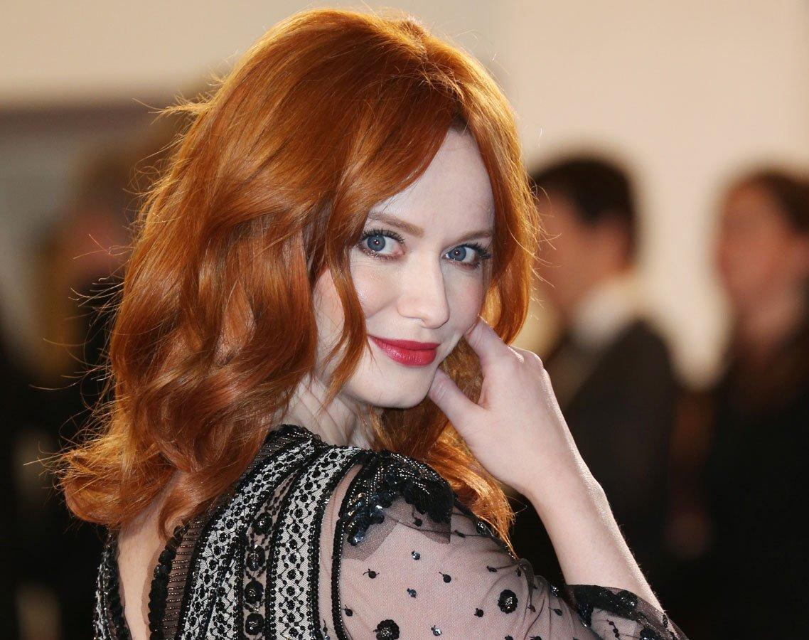 best of Redhead female Celebrity
