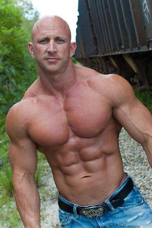 Shift reccomend Shaved smooth muscle hunks photos
