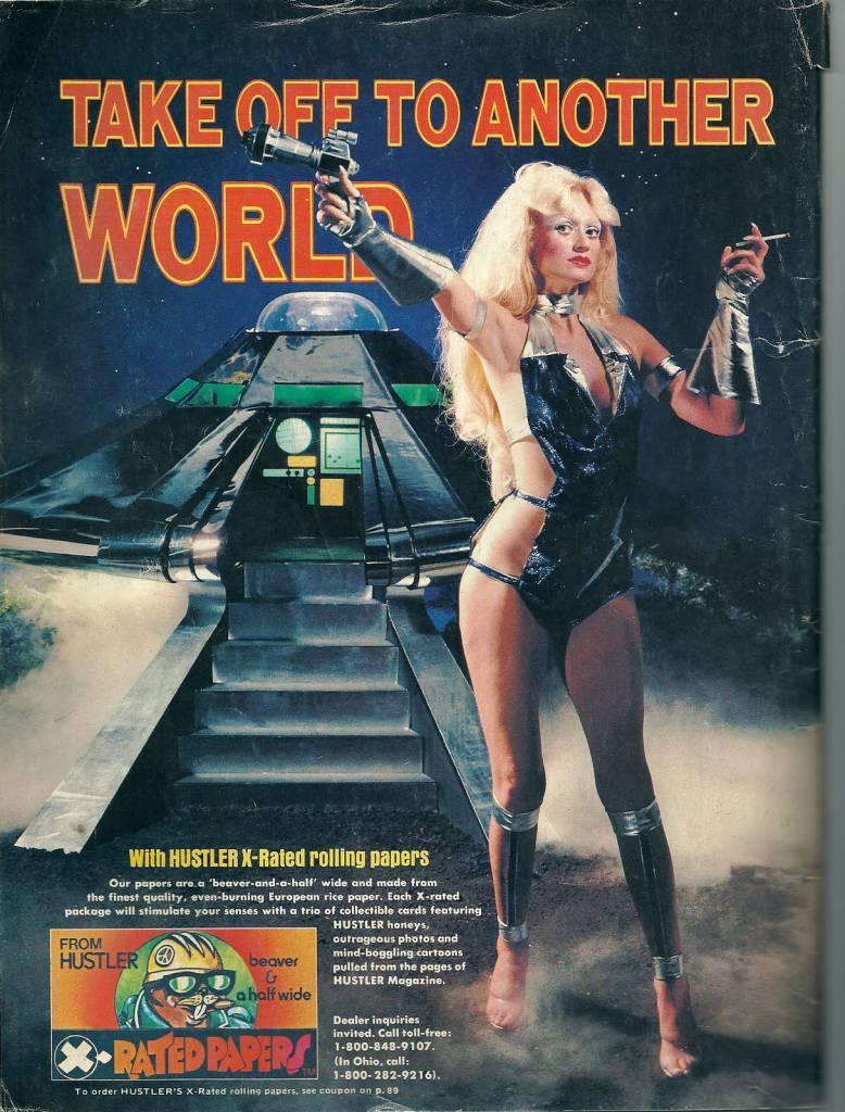 Taffy reccomend 1980 s hustler models
