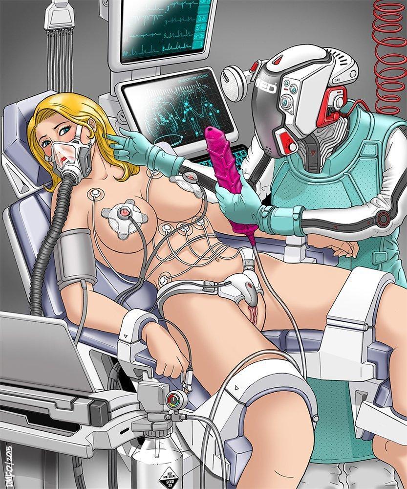 Bondage machine hentai hottest sex videos search watch