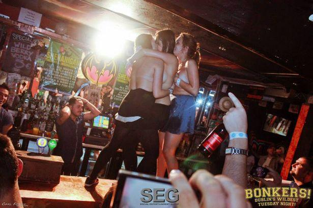 Cork strip clubs