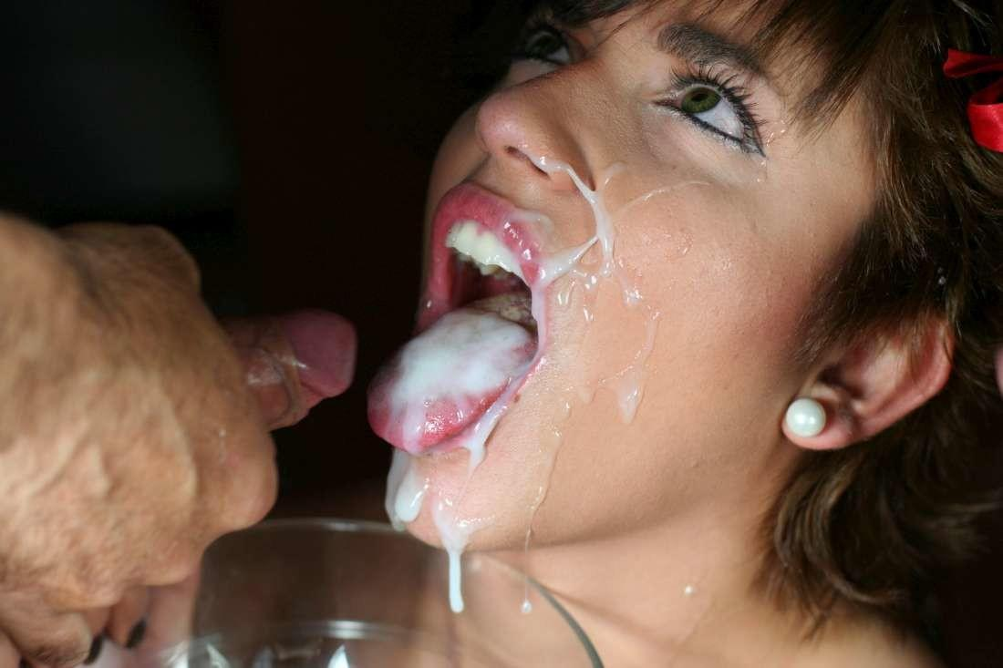 Mom forced to take sons creampie