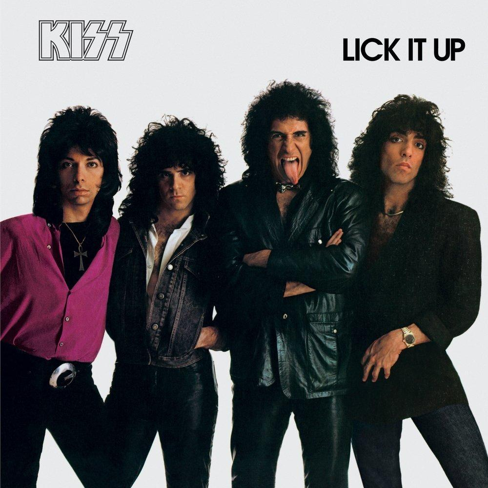 best of Album cover it up Lick