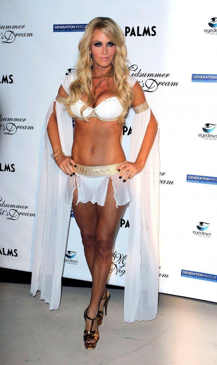 Cold F. reccomend Jenny wade bikini
