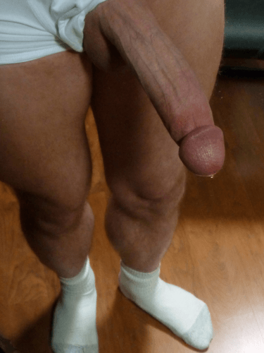 Big Long White Dick
