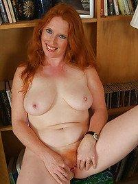 Suggest you naked playing redhead mature opinion you