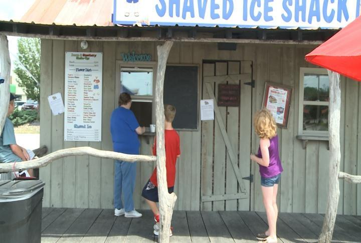 Shaved ice quincy illinois