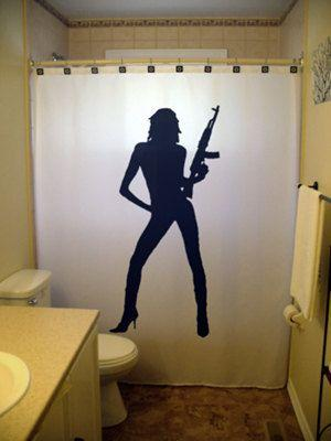 best of People shower curtain Naked