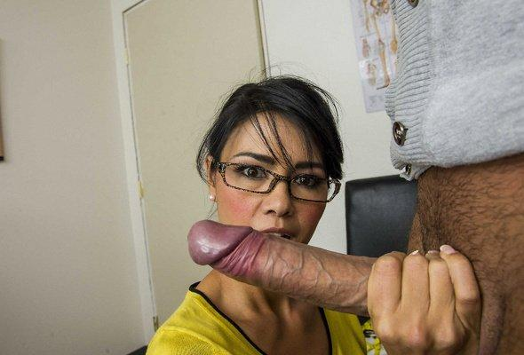Hand stroke a big black dick can suggest