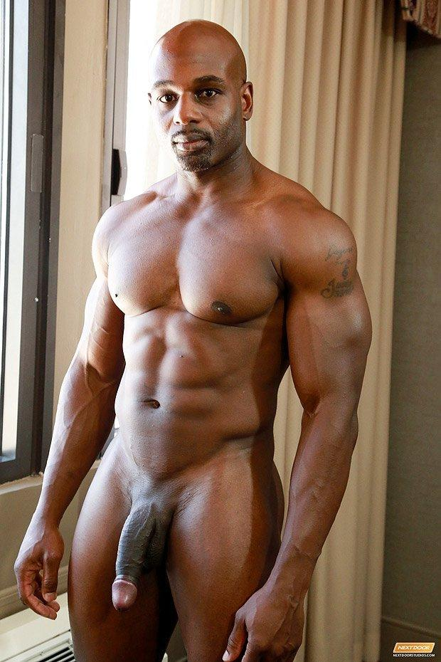 Thick black men with big dicks