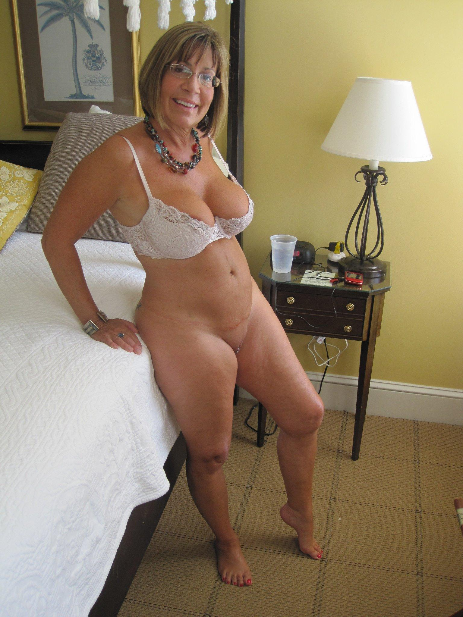 Mature female swingers
