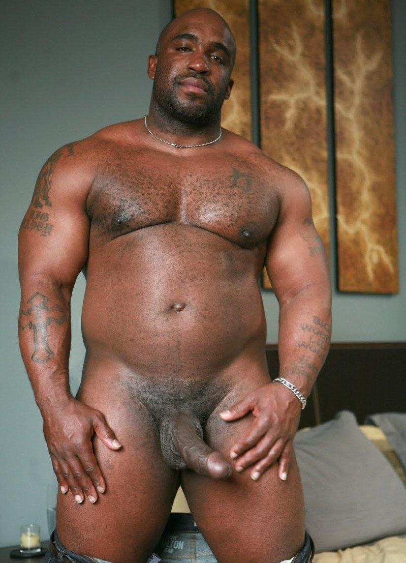 Mature black male tgp
