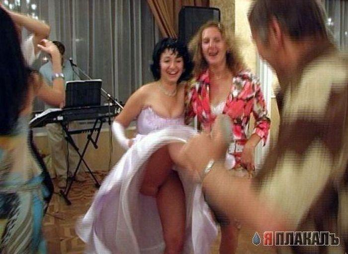 oops Nude wedding