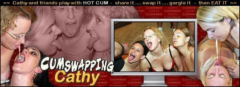 best of Cum Cathy swapping and