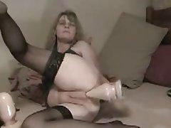 Amature housewife gangbang sex