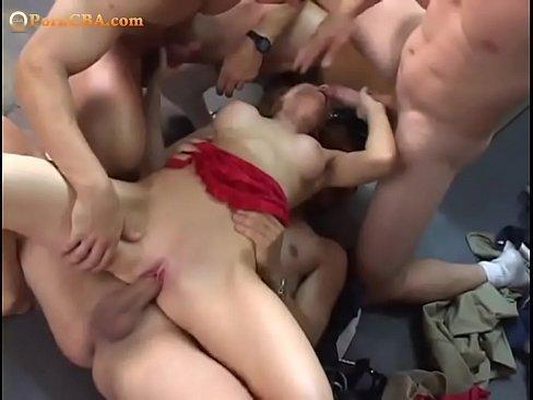 Hammerhead reccomend Gangbang bitch movies Naked Pictures 2018