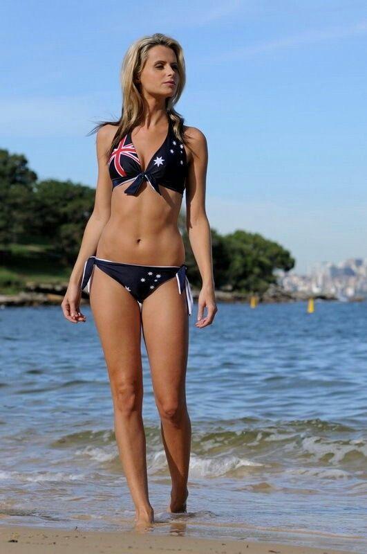 Hard-Boiled reccomend Aussie bikini models