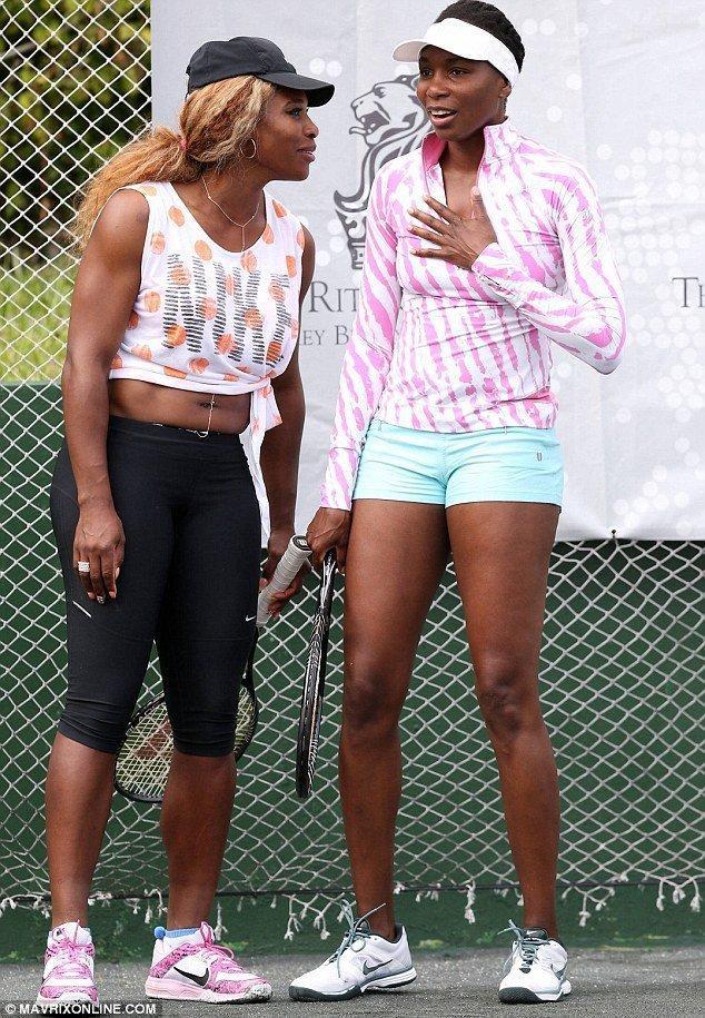best of Williams pantyhose Venus in