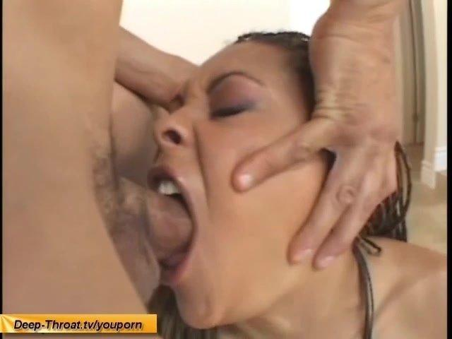 Hard deepthroat movies