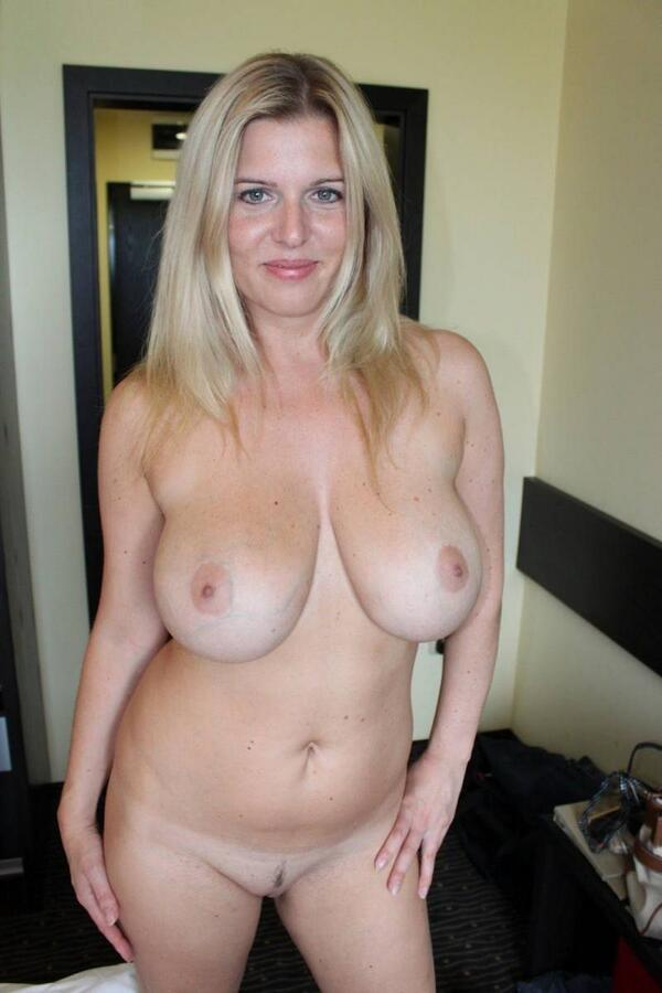 Nudist women with big natural boobs