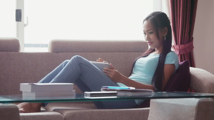 Teens. Asian video
